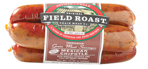 Field Roast Mexican Chipotle (vegan) Sausage