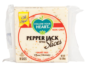Follow Your Heart Pepperjack Slices (cheese)