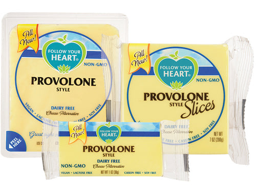 Follow Your Heart Provolone (cheese)