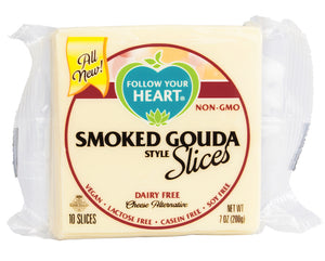 Follow Your Heart Smoked Gouda Slices (cheese)