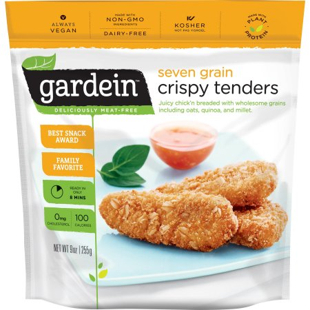 Gardein Seven Grain Crispy Tenders (chicken)