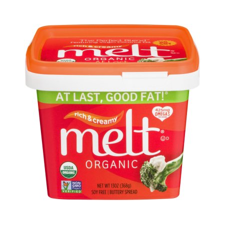 Melt Organic Buttery Spread (butter) - CONTAINS PALM OIL
