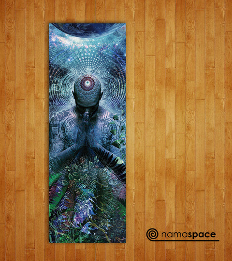 Gratitude for the Earth and Sky Yoga Mat