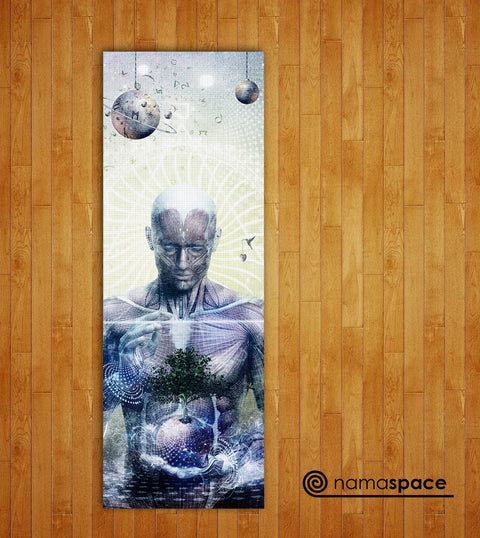 Experience Lucid Discovery So Clear Yoga Mat