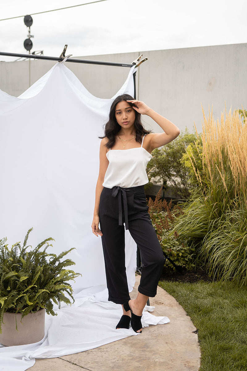 Elysa High Waisted Pant