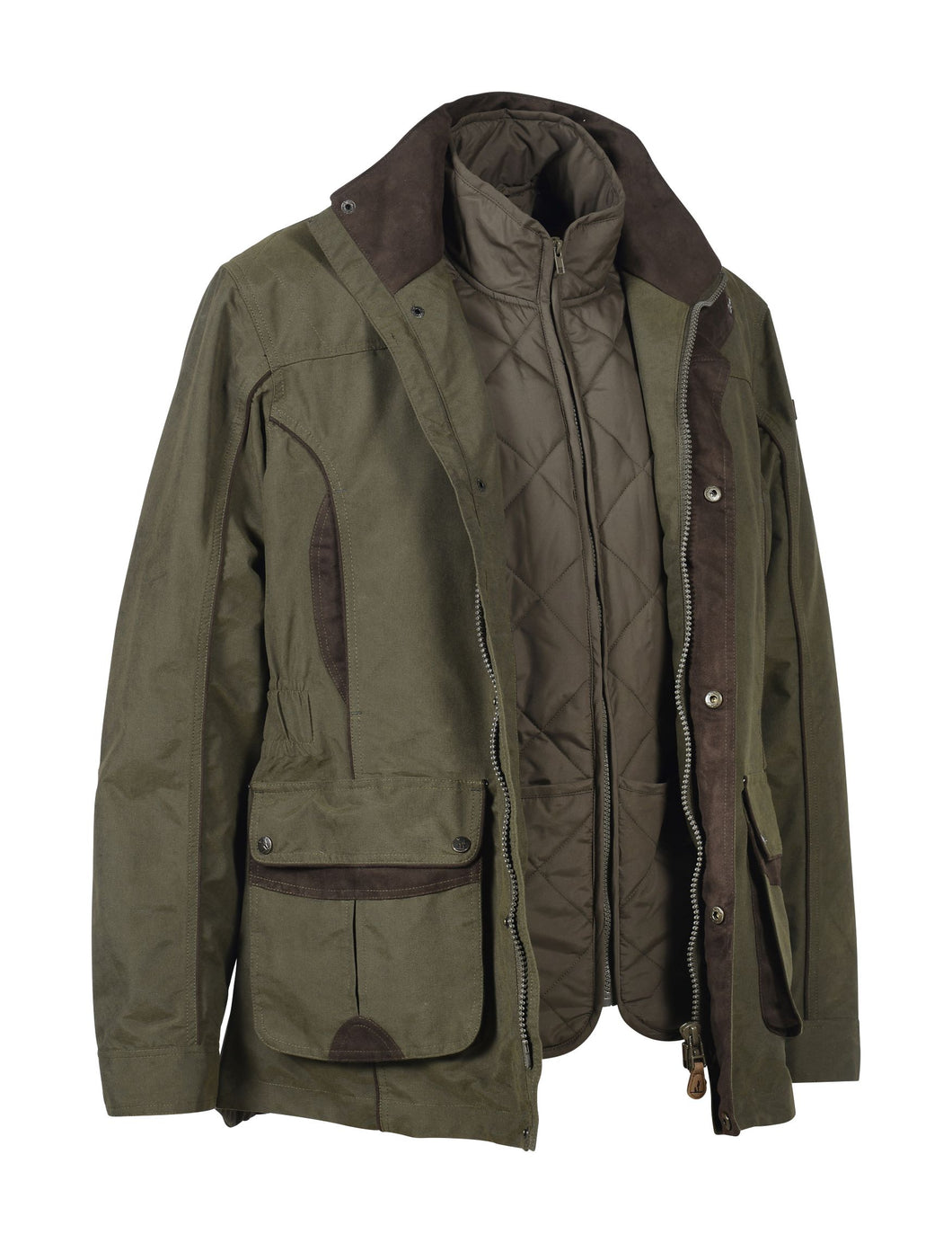 Percussion Normandy Two-In-One Waterproof Jacket