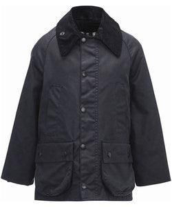 Barbour Child's Classic Bedale Wax Jacket