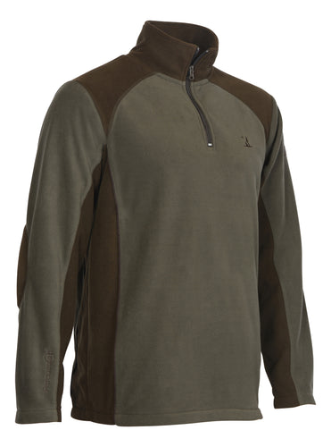 Percussion 1/4 Zip Polar Fleece
