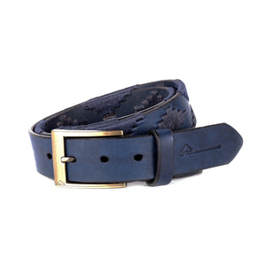 Pampeano Coleccion De Color Polo Belt