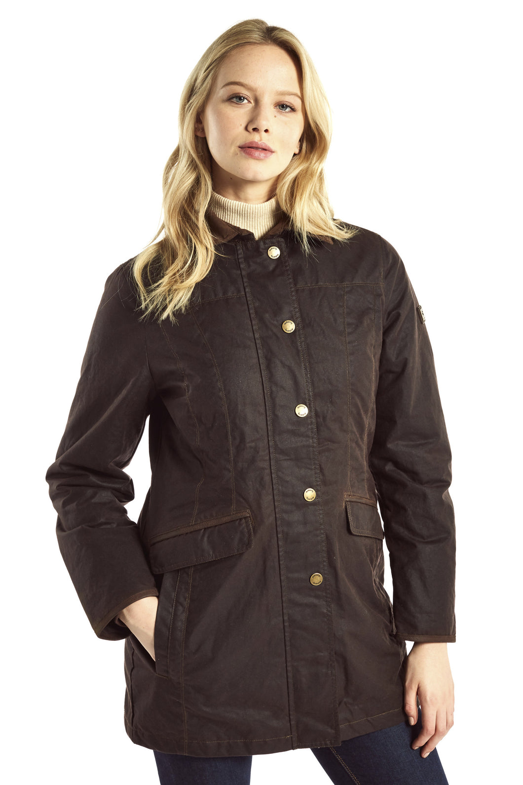 Dubarry Women's Baltray Wax Jacket