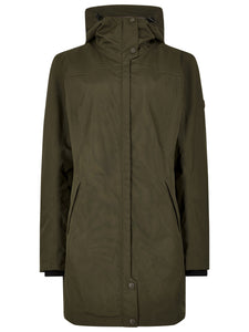 Dubarry Women's Bunratty Waterproof Coat