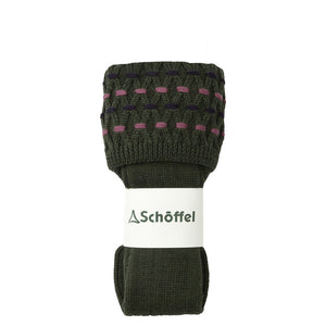 Schoffel Women's Stitch Sock