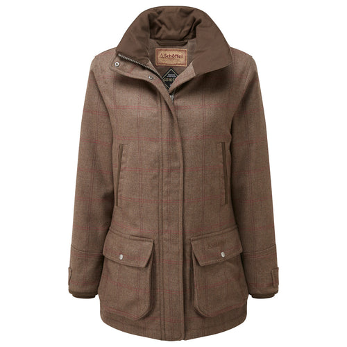 Schoffel Women's Ptarmigan Waterproof Tweed