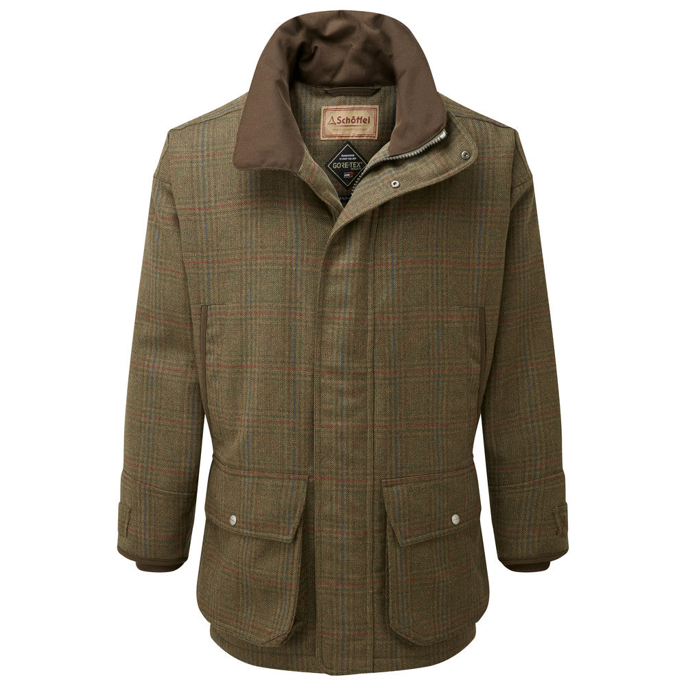 Schoffel Ptarmigan Waterproof Tweed