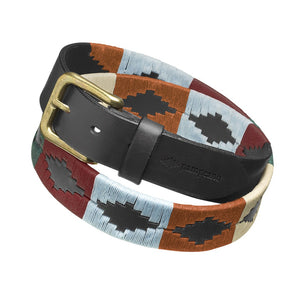 Pampeano Leather Polo Belt