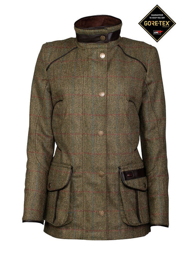 Dubarry Marlfield Waterproof Tweed Coat