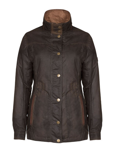 Dubarry Women's Mountrath Wax Jacket