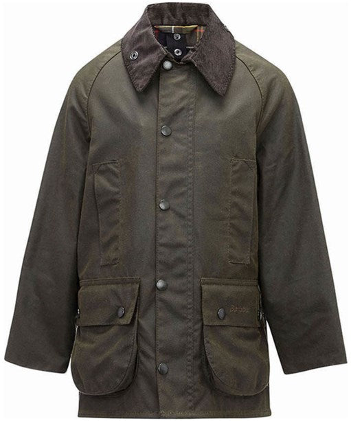 Barbour Child's Classic Beaufort Wax Jacket