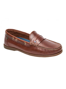 Dubarry Men's Spinnaker Slip-On Moccasins