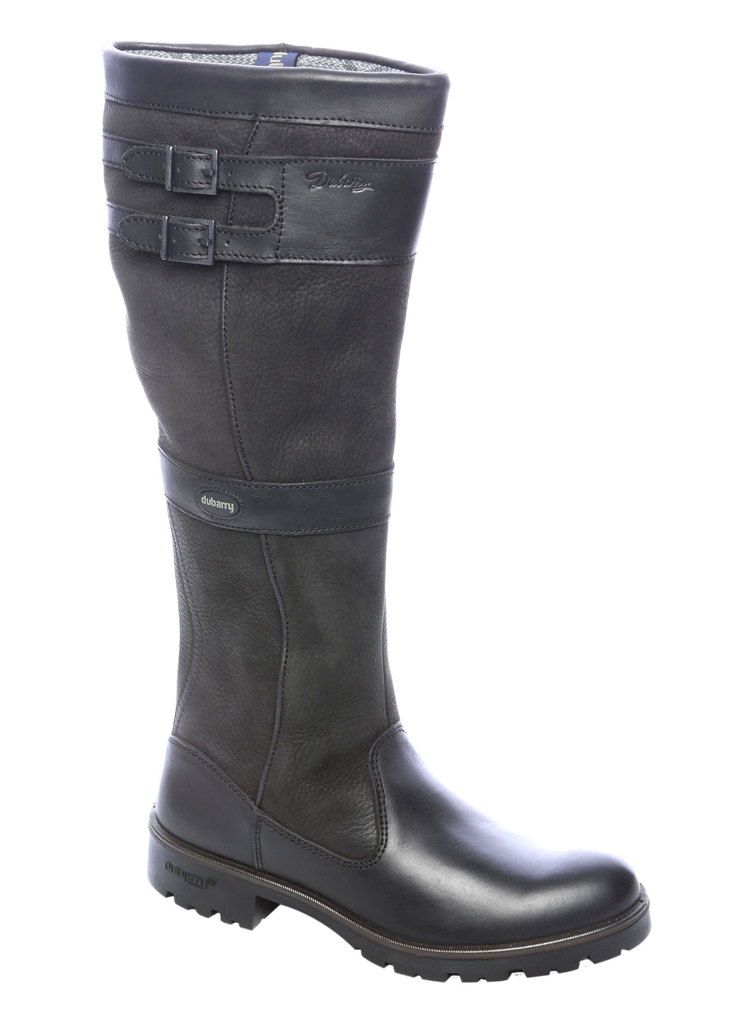 Dubarry Longford country boot black