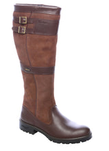 Dubarry Longford country boot walnut