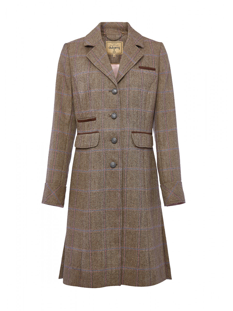 Dubarry Blackthorn 3/4 Length Tweed