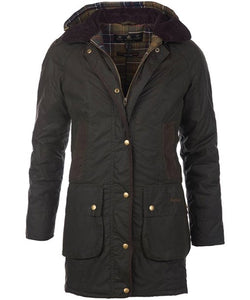 Barbour Women's Bower Wax Jacket