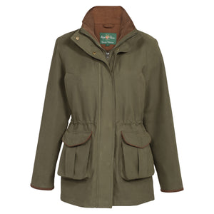 Alan Paine Women's Berwick Waterproof Coat