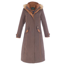 Alan Paine Women's Berwick Waterproof Long Coat