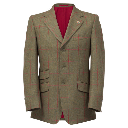 Alan Paine Combrook Tweed Blazer