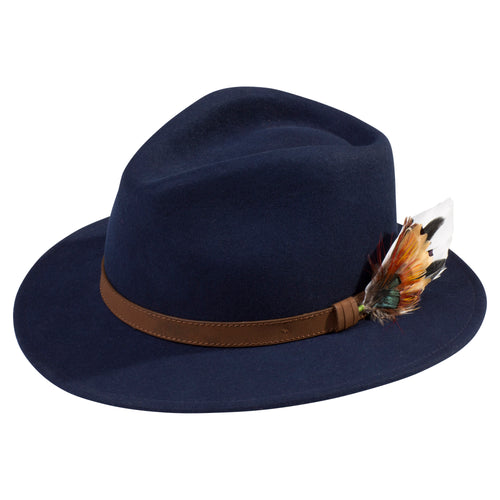 Alan Paine Richmond Unisex Felt Hat