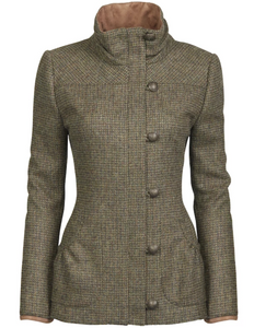 Dubarry Bracken Tweed jacket Heath