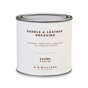 R.M. Williams Saddle and Leather Dressing