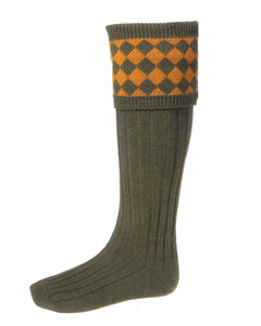Gallyons Chessboard Long Sock - Missing picture