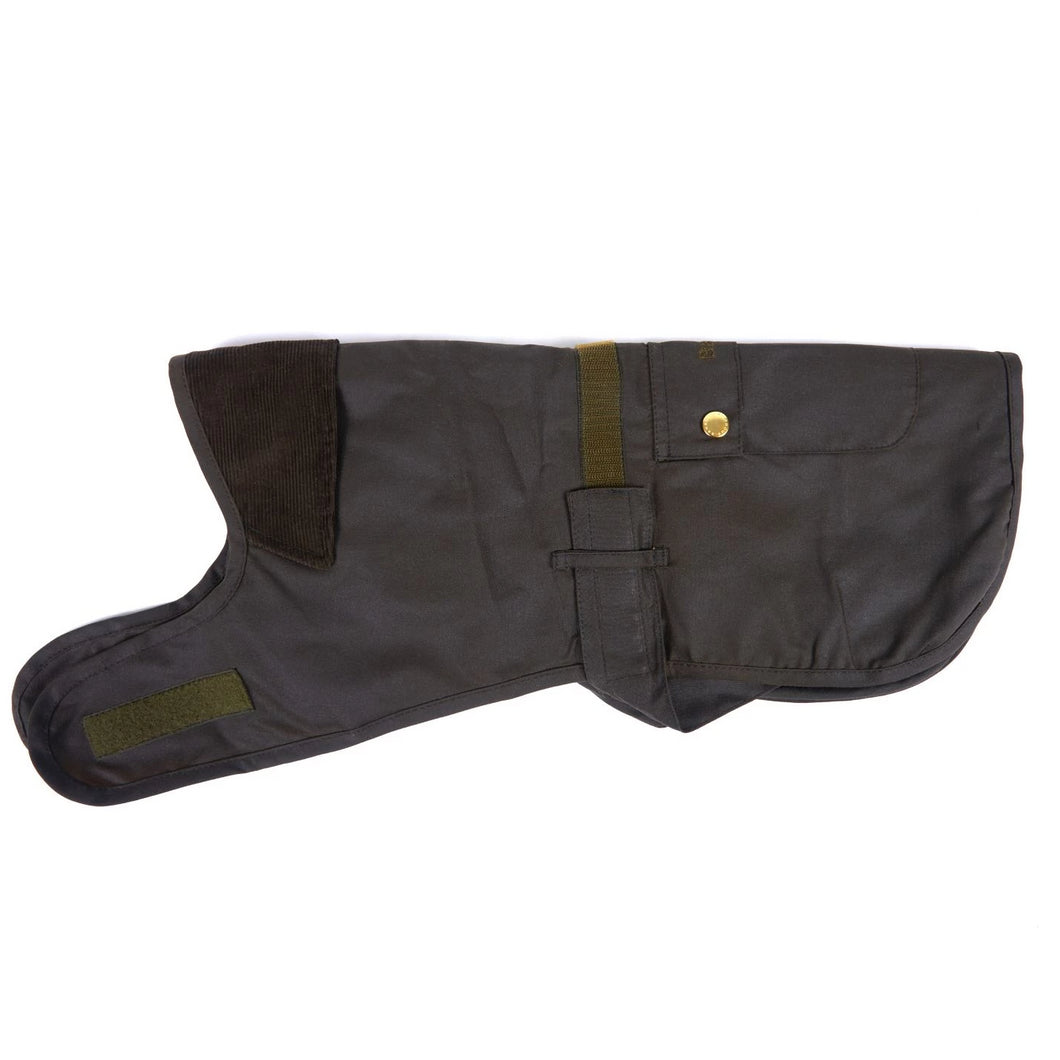 Barbour 2 in 1 Wax Dog Coat