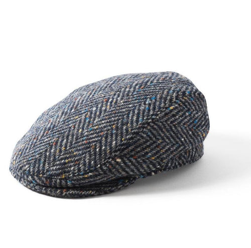 Failsworth Donegal Longford Tweed Flat Cap