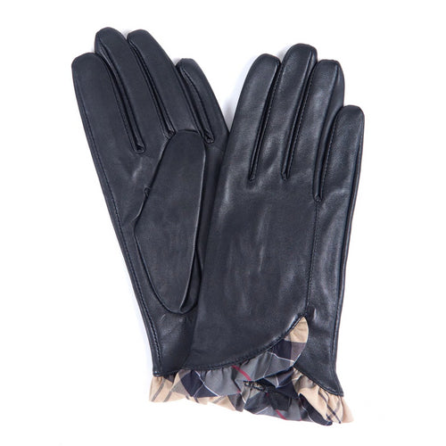 Barbour Women's Glenn Leather Gloves