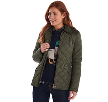 Barbour Women's Exmoor Quilted Jacket