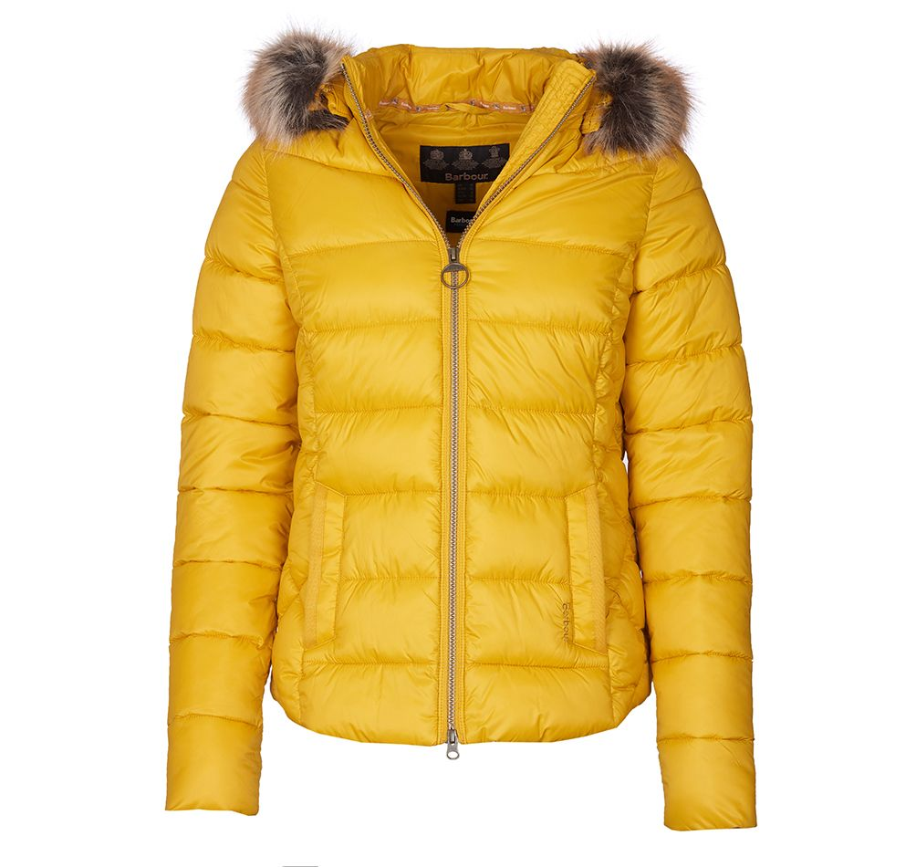 Barbour Women's Irving Quilted Jacket