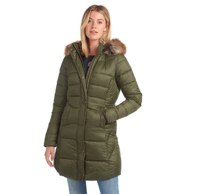Barbour Women's Jamison Quilted Jacket