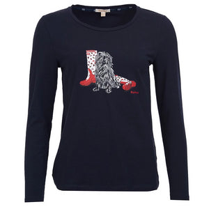 Barbour Women's Broads Long Sleeve Tee