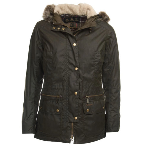 Barbour Women's Kelsall Wax Jacket