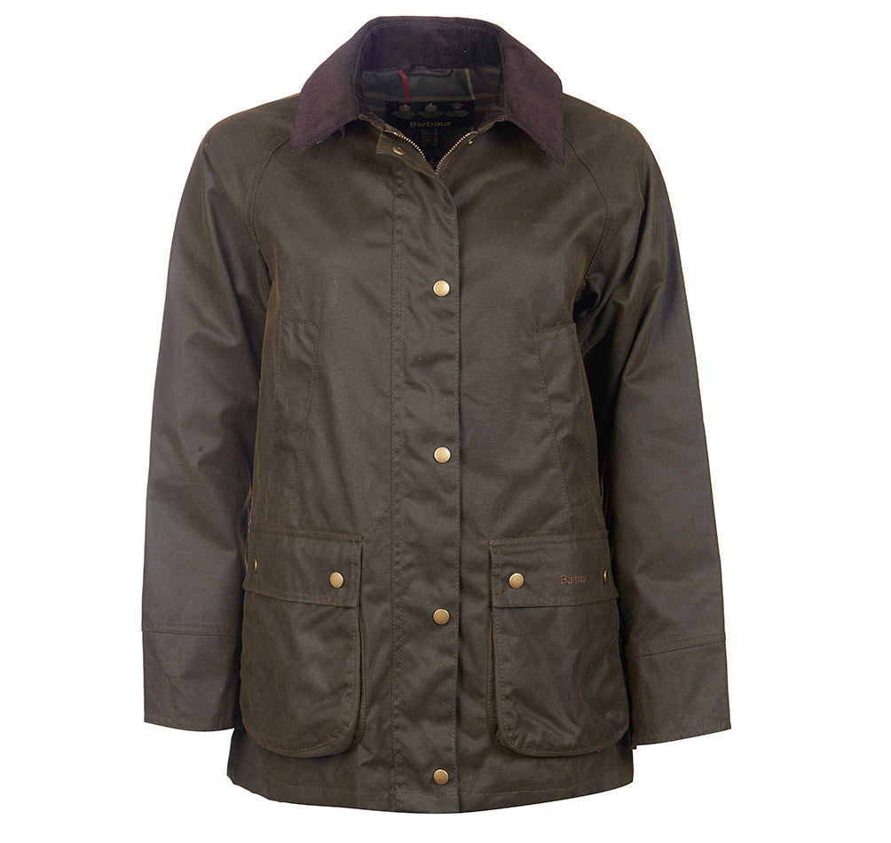 Barbour Women's Acorn Wax Jacket