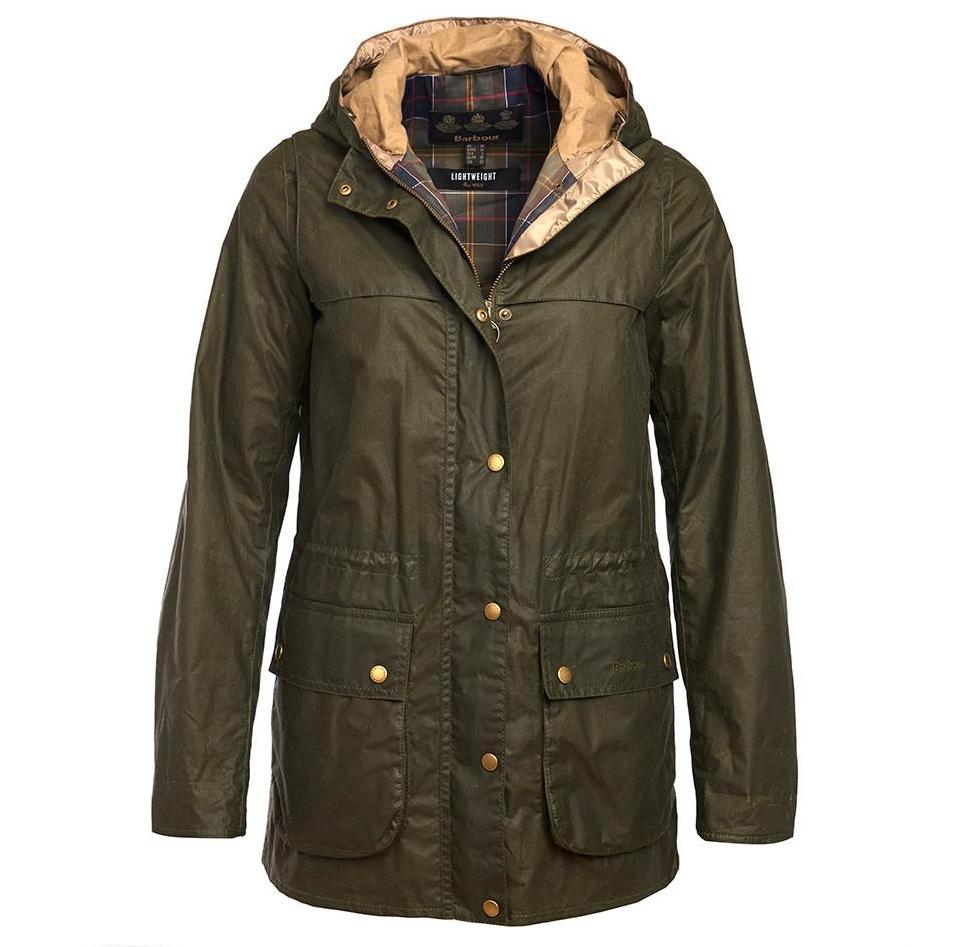 Barbour Women's Lightweight Durham Wax Jacket