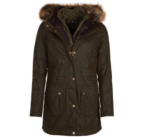 Barbour Dartford Waxed Jacket
