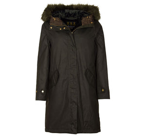 Barbour Nith Wax Jacket