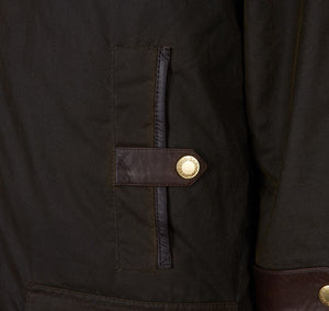 Barbour Norwood Wax Cotton Jacket