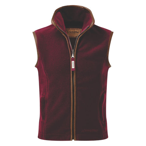Schoffel Little Lyndon Fleece Gilet