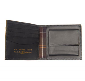 Barbour Grain Leather Wallet