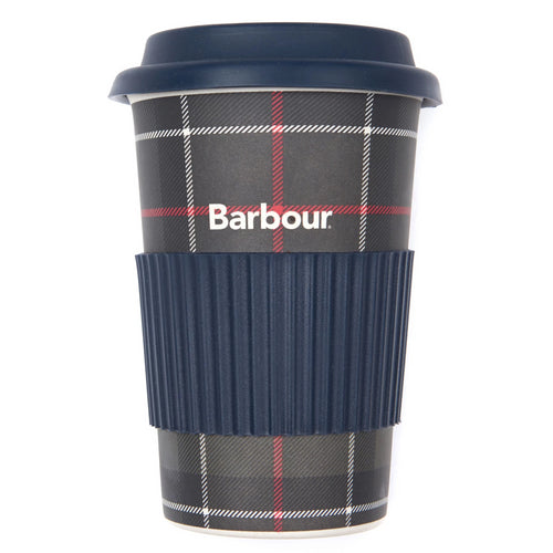 Barbour Tartan Travel Mug